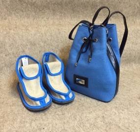 Подарочный набор Валеши и рюкзак